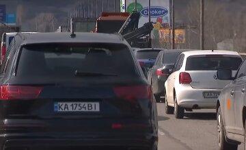 киевские пробки