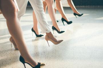 туфли, ноги, женщины