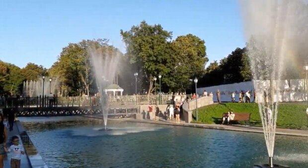 лето, погода, Харьков
