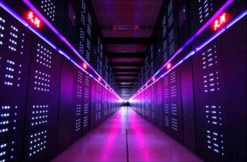 суперкомпьютер Китай