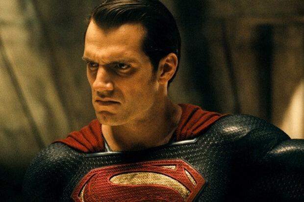 кавилл супермен