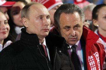 Владимир Путин Виталий Мутко
