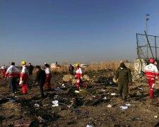 авиакатастрофа, иран