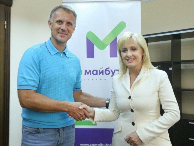 Об'єднали виборчі штаби перед місцевими виборами: «ЗА Майбутнє» та Аграрна партія уклали Меморандум