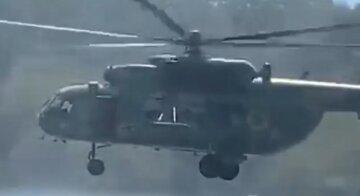 """""""Там же діти"""": військовий вертоліт влаштував переполох на пляжі під Харковом, моторошні кадри"""