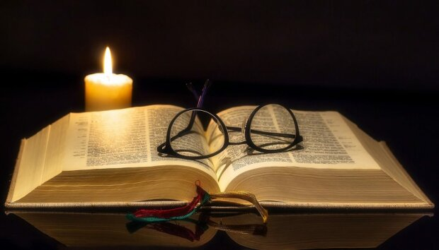 свеча книга