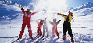 спорт, зима