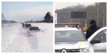 """""""А где-то люди не дождались помощи"""": мужчина обманом заставил копов расчищать снег, детали"""