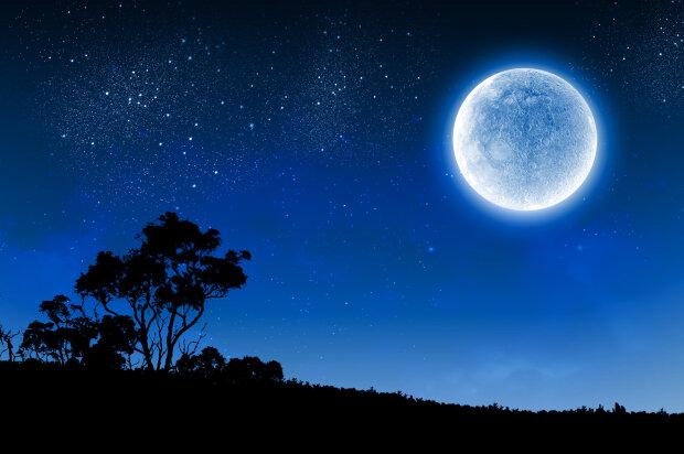 Голубая Луна, л