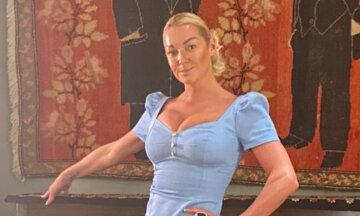 """Беспардонная Волочкова проснулась пораньше и показала все, что ниже пояса: """"Для меня это..."""""""