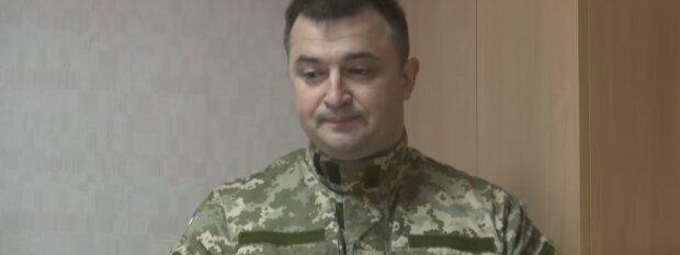 бывший военный прокурор АТО Константин Кулик