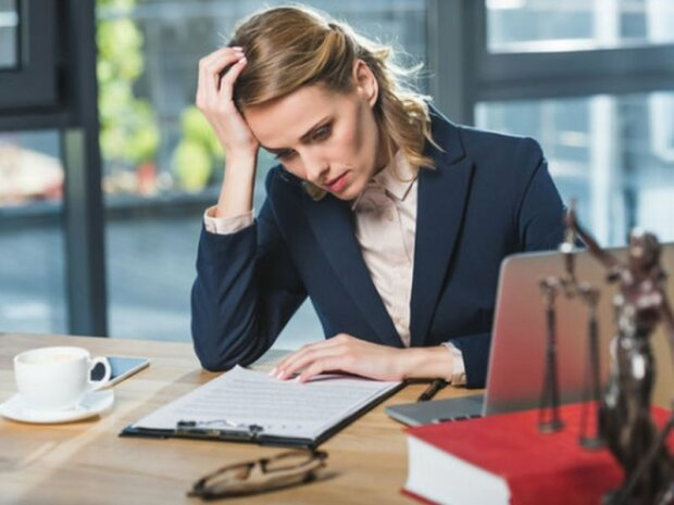 стресс, женщина
