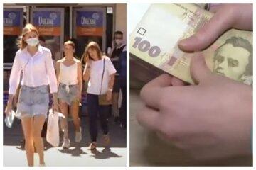 курс гривны, курс доллара, курс валют, украинцы, гривны, деньги, скрин