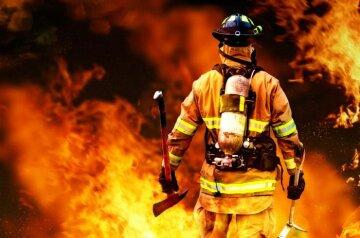 пожар-огонь