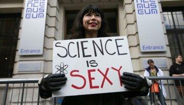 Марш «науки»