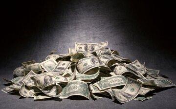 Деньги, доллары, курс доллара