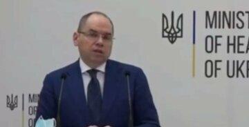 """Глава МОЗ Степанов обвинил украинцев в безответственности из-за локдауна: """"Было достаточно времени"""""""