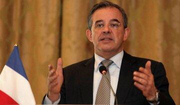Французький депутат облаяв журналіста за питання про Крим