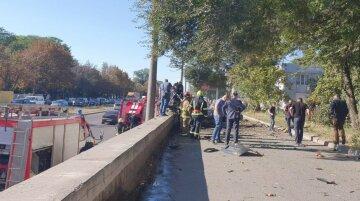Мощный взрыв прогремел в Днепре: есть первые данные о погибших и кадры ЧП