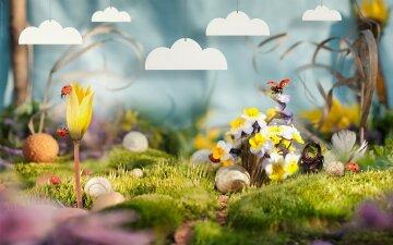 весна-погода