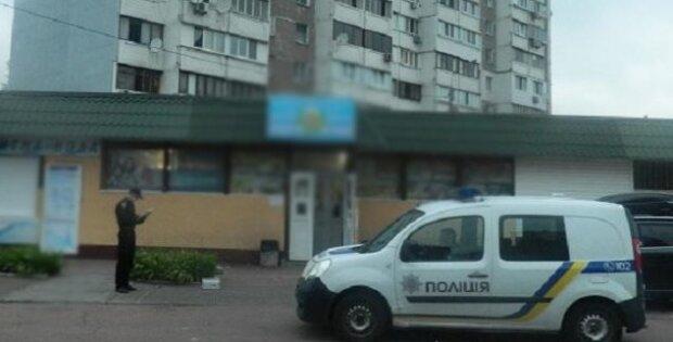 Стрілянину відкрили в Києві: фото з місця і подробиці