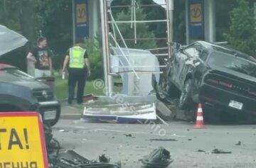 Несчастье произошло возле аэропорта в Одессе: видео с места