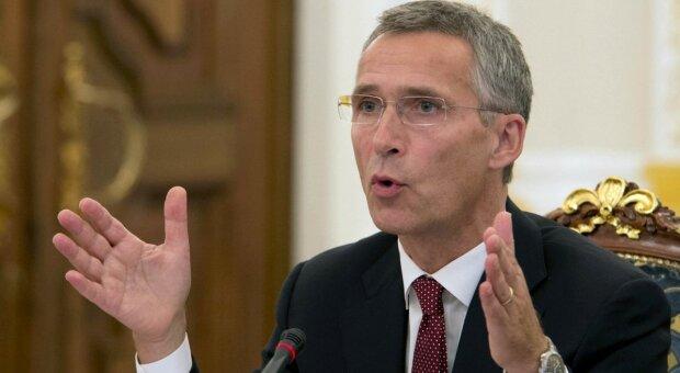 Йенс Столтенберг генсек НАТО УНИАН