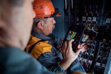 У ДТЕК за станом мереж, шахт і ТЕС стежитимуть цифрові «Мобільні бригади»