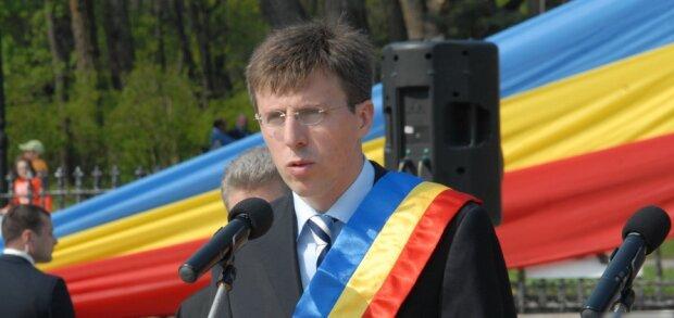 мэр кишинева