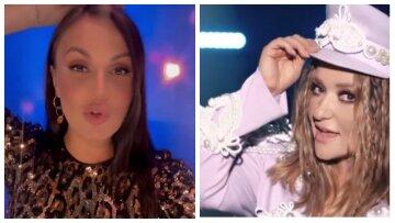 """Мила Нитич после """"Голосу країни"""" испытывает себя в новом шоу под командованием Могилевской: «Вам понравится»"""