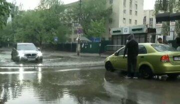 злива, дощ, погода, скрін