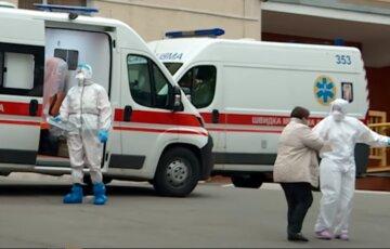 коронавирус, больница, скорая помощь