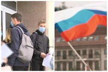 """Украинские школьники выпендрились, спев гимн России: """"Обидеть никого не хотели"""""""