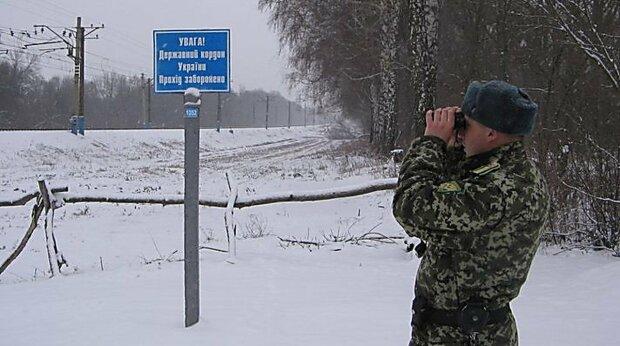 пограничники, Украина