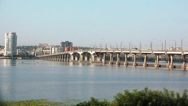 Днепр, Новый мост