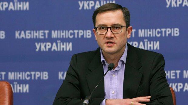 Ігор Уманський, міністр фінансів України