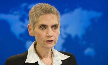 заместитель помощника госсекретаря США по военно-политическим вопросам посол Тина Кейданов
