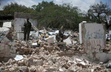 Теракт біля президентського палацу забрав життя 12 сомалійців (фото)