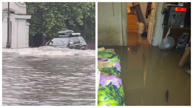 Вслед за Украиной аномальная стихия ударила по РФ, курорт заливают потоки грязи и камней: кадры ЧП