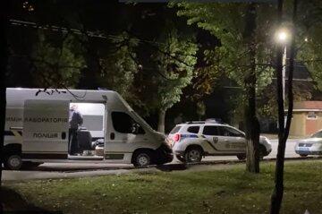 Чоловік з ножем раптово накинувся на перехожих: все закінчилося трагічно, відео