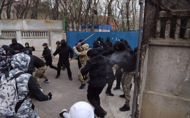 драка в Одессе (3)