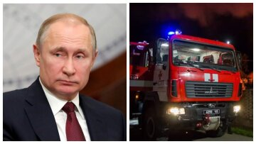 Паника из-за курса валют, удар по Путину и взрыв в воинской части ВСУ – главное за ночь