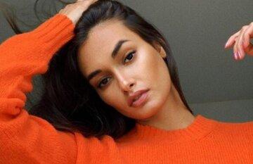 """Бразильська красуня з """"Victoria's Secret"""" показала ефектні вигини тіла в коротенькій сукні: """"Готова до..."""""""