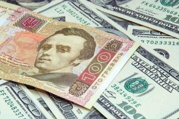 доллар валюта гривна деньги