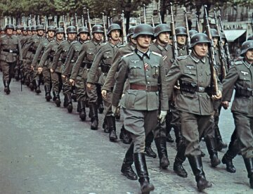 «Странная война» как начало Второй мировой