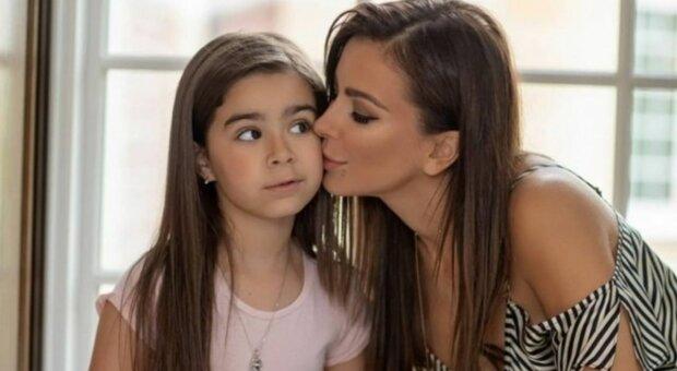 ани лорак с дочерью, дочкой, дочь Ани Лорак, софия, с софией