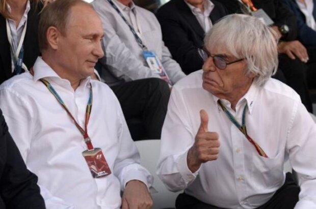 """""""Он хороший человек"""": экс-глава """"Формулы-1"""" окрестил Путина властелином Европы"""