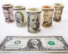 доллары, деньги