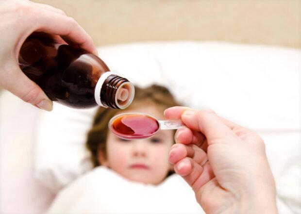 Сухий кашель у дитини може бути сигналом інфекційних та алергічних захворювань