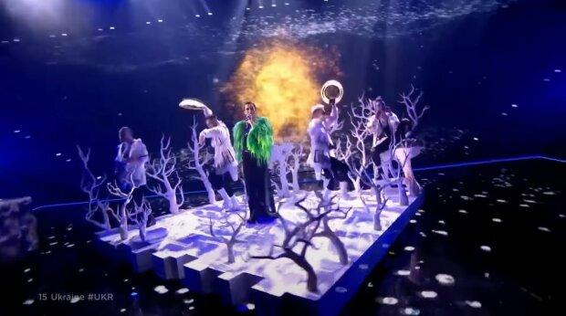"""Солистка Go_A сообщила о проблеме во время прямого эфира Евровидения: """"Не выдержала и..."""""""